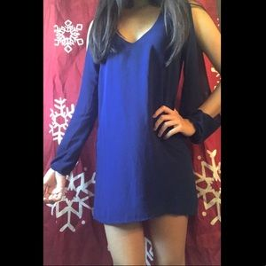 Navy Blue Unworn Tobi Dress